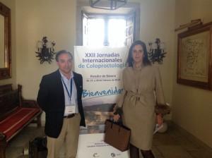 Dra Lequerica y Dr Centeno