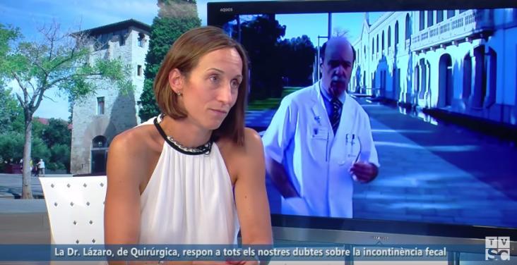 Dra Lázaro Quirurgica incontinencia fecal